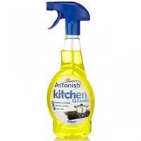 Средство для кухни от жировых загрязнений без фосфатов, Astonish 750ml.