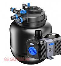 Комплект оборудования для пруда, Sunsun CPF 50 000, CTP-16 000