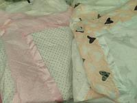 Конверт-одеяло для новорожденных  лента липучка