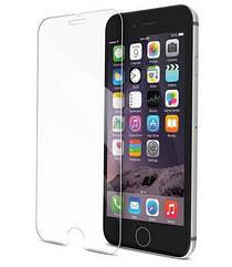 Защитное стекло для iPhone 6 Plus/6s Plus 0.18 mm черная упак.