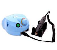 Фрезер для маникюра, комбинированного педикюра Escort 2 Pro голубой, 40 000 об/мин без педали