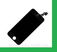 Apple iPhone 5C, A1507 Дисплей+тачскрин(сенсор) в рамке черный