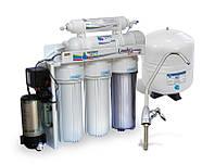 Питьевая система, обратный осмос, Leaderfilter Standard RO-5 P с помпой