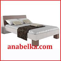 Кровать двухспальная 140 Кросслайн (Сокме)