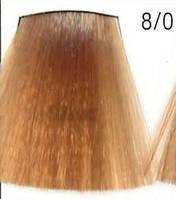 Стойкая крем-краска для волос WELLA 8/0 Koleston Светлый блондин 60 мл