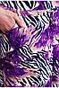 Платье женское больших размеров летнее с пояском вискозное, фото 2