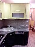 Кухня на заказ Игорь, МДФ пленочный, фото 2