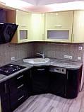 Кухня на заказ Игорь, МДФ пленочный, фото 3