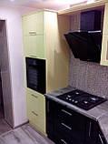 Кухня на заказ Игорь, МДФ пленочный, фото 4