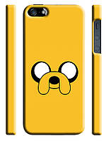 Чехол для iPhone 4/4s/5/5s/5с adventure time
