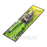 Ножницы по металлу для автосервиса Alloid (НМ-114250П), правые, длина 250 мм, ножницы для резки металла, ножницы для металла
