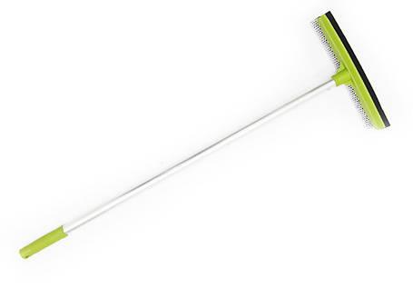 Щетка-губка-стяжка EcoKraft для мойки окон авто 25см*70см (AGM12), фото 2