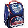 Рюкзак каркасный, ортопедический, школьный Kite Transformers TF18-501S-2