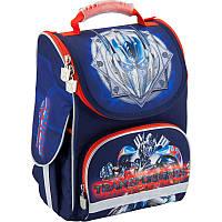 Рюкзак каркасный, ортопедический, школьный Kite Transformers TF18-501S-2, фото 1