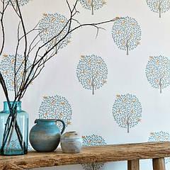 Potting Room Wallpapers by Sanderson (Великобритания)
