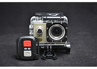 Экшн камера SJ8000+R 4K с пультом и WiFi