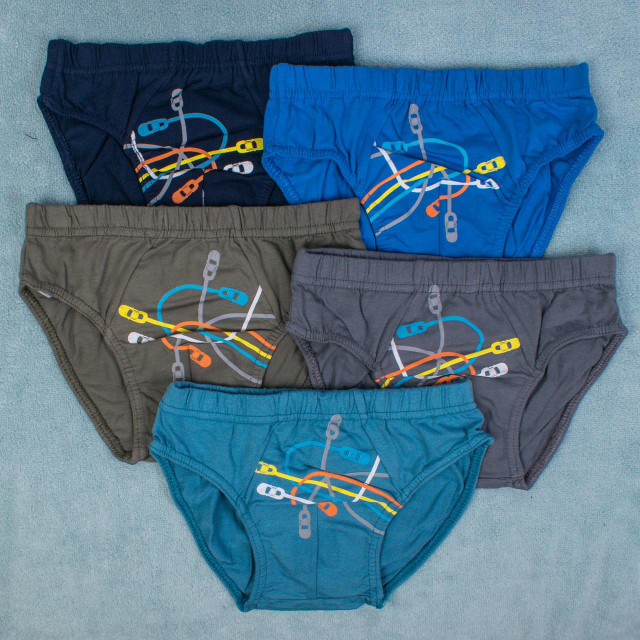 Детские плавки для мальчика Турция. Donella 7671WRA. Размер на 4-5 лет