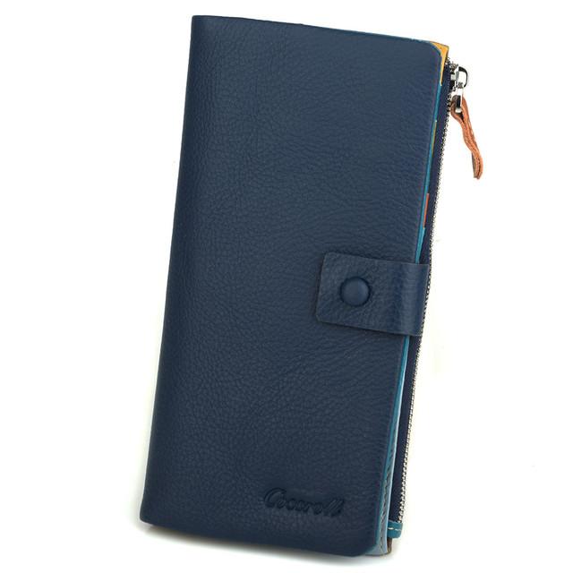 6de7e6847915 Кожаный оригинальный женский кошелек Cossroll A154-1716-15: продажа ...