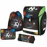 Ранец Herlitz Midi Plus Soccer 4 предмета  50007790