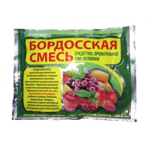 Фунгицид Бордосская смесь, 300гр (40шт/ящ) - ТЕКС-МАСТЕР в Черкассах