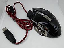 Миша комп'ютерна провідна Zornwee Z32, фото 3