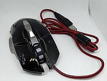 Миша комп'ютерна провідна Zornwee Z32, фото 2
