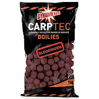 Бойлы тонущие Dynamite Baits CarpTec Bloodworm 15mm 2kg