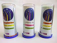 Апликаторы Микробраши Корея (аналог Microbrush)