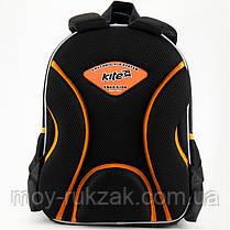 Рюкзак ортопедический школьный Kite Hot Wheels HW18-509S, фото 3