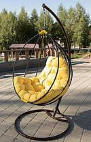 """Підвісне крісло з ротанга """"Adel""""."""