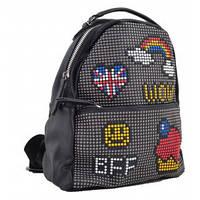 Рюкзак-сумка Чорний, YES