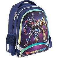 Рюкзак ортопедический школьный Kite Transformers TF18-517S