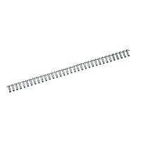Пружина металлическая d 7,9 мм, черная, 100 шт. 2808-A