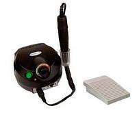 Фрезер для маникюра, комбинированного педикюра Escort 2 Pro черный, 40 000 об/мин с педалью вкл/выкл