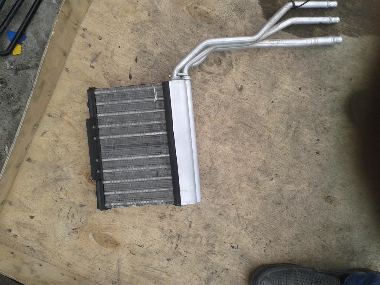 Радиатор печки BMW E39