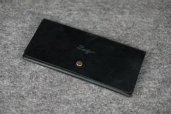 Женский клатч «Баттерфляй» |10303| Черный