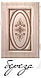 Шкаф угловой Василиса с зеркалом. Цвет Береза, фото 4