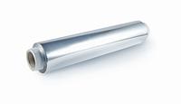 Фольга пищевая алюминиевая 100 м х 30 см Super 9 мкм