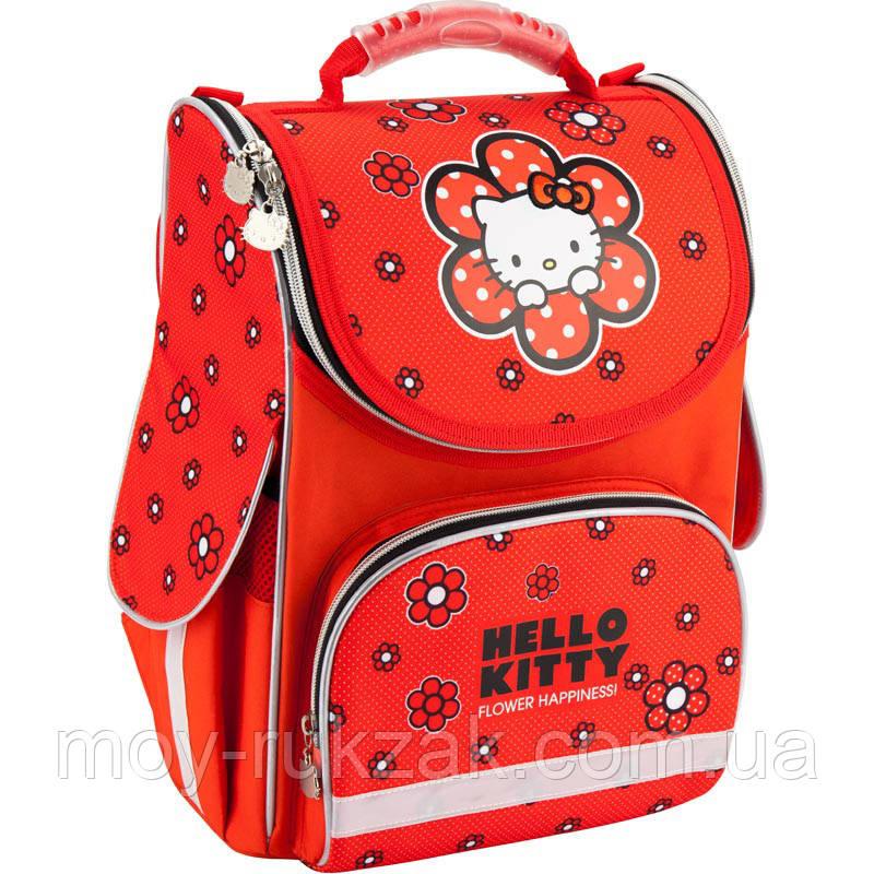 69d83ebb4b48 Рюкзак каркасный, ортопедический, школьный Kite Hello Kitty HK18-501S-2