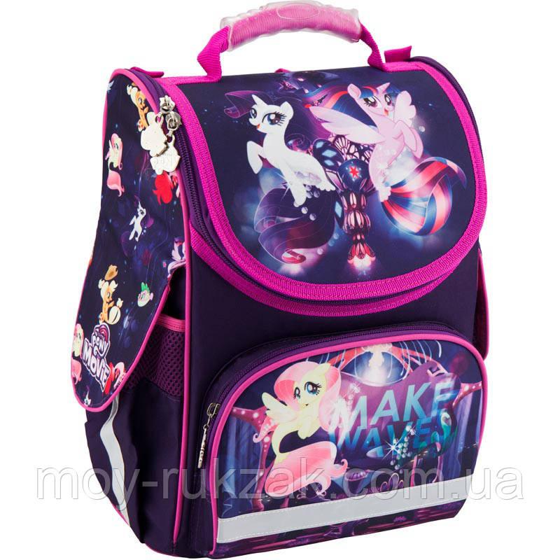 bacb7f967a95 Рюкзак каркасный, ортопедический, школьный Kite My Little Pony LP18-501S-2