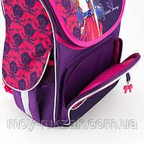 Рюкзак каркасный, ортопедический, школьный Kite Winx Fairy couture W18-501S, фото 3