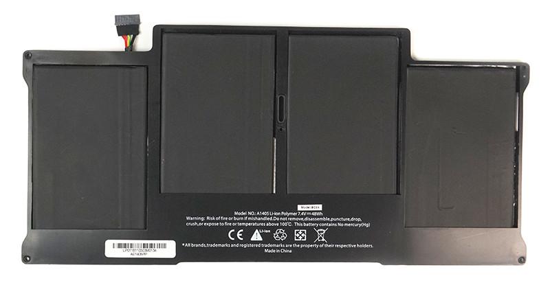 Аккумулятор PowerPlant для ноутбуков APPLE MacBook Air 13