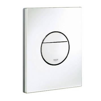 Grohe Nova Cosmopolitan 38765SH0 накладная панель белая (комплект)