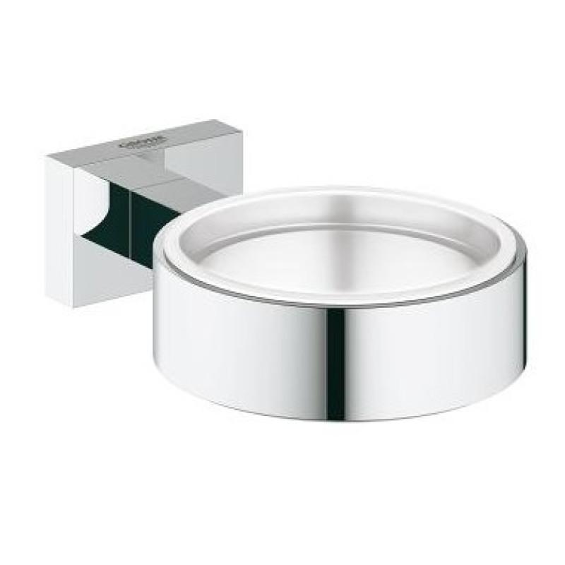 Grohe Essentials Cube 40508001 держатель для стакана, мыльницы