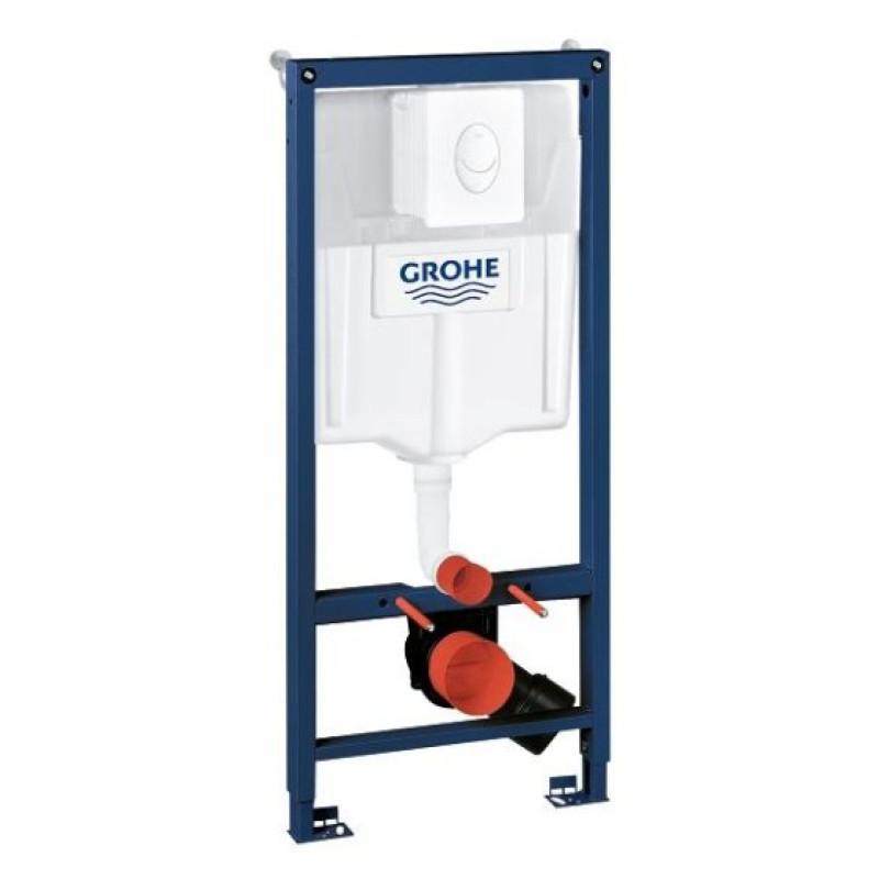 Grohe Rapid SL 38722001 Инсталяционный комплект 3 в 1 (с кнопкой 38505SH0)