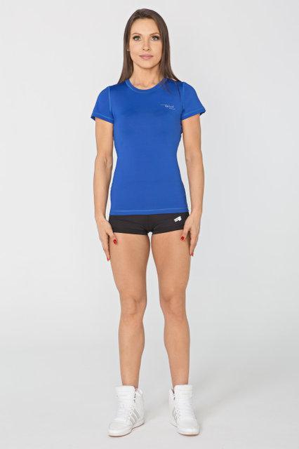 Спортивная женская футболка Radical Capri, голубая
