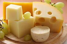 Сыр и молочные продукти