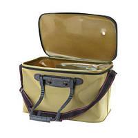 Ведро для рыбалки водонепроницаемая  с карманом 45х27х25см SF23835 Высокое качество Купить онлайн Код: КДН3447