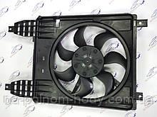 Вентилятор радиатора Авео Т250, Т255 с кондиционером после 2009 г.в DAC