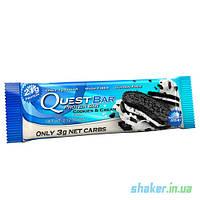 Протеиновый батончик Quest Nutrition Protein Bar (60 г) квест бар double chocolate chunk